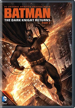 Batman: The Dark Knight Returns Part 2 (DVD)