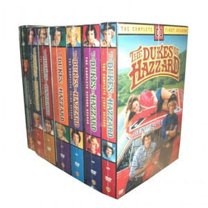 The Dukes of Hazzard: The Complete Seasons 1-7 (DVD)