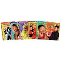 The Fresh Prince of Bel-Air: Seasons 1-6 (DVD)