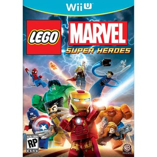 Wii U - LEGO Marvel Super Heroes