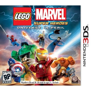 Nintendo 3DS - LEGO Marvel Super Heroes