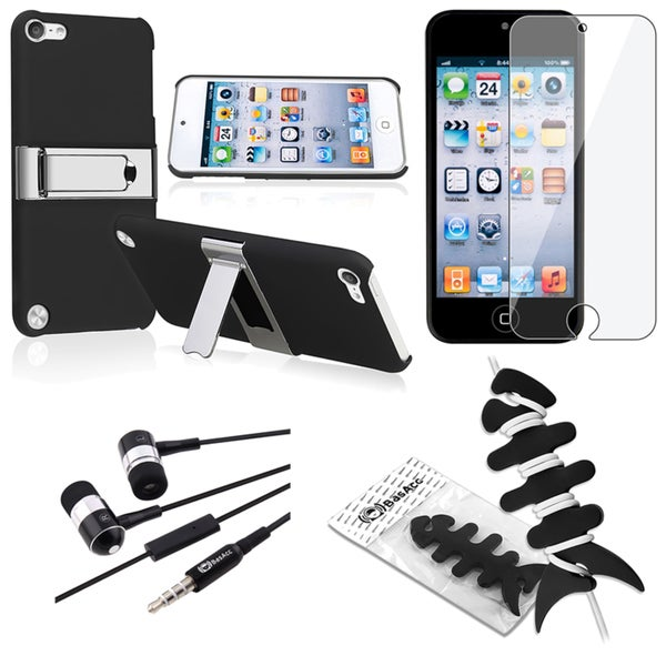 BasAcc Case/ Protector/ Headset for Apple iPod Touch Generation 5