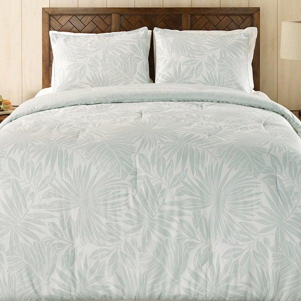 Tommy Bahama Floreana Mist 3-piece Comforter Set