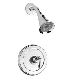 Fontaine Montbeliard Chrome Single-handle Shower Faucet and Valve Set