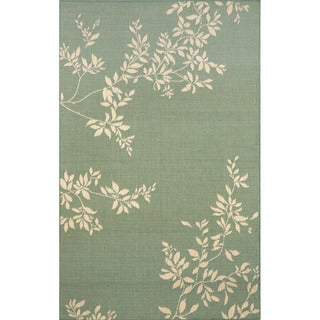 Branches Outdoor Rug (4'11 x 7'6)