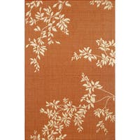 Branches Outdoor Rug - 7'10 x 9'10