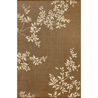 Branches Outdoor Rug (7'10 x 7'10)