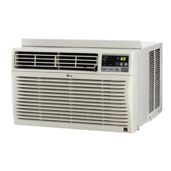 Lg 12 000 btu window air conditioner with remote 115 volt for 12000 btu window units