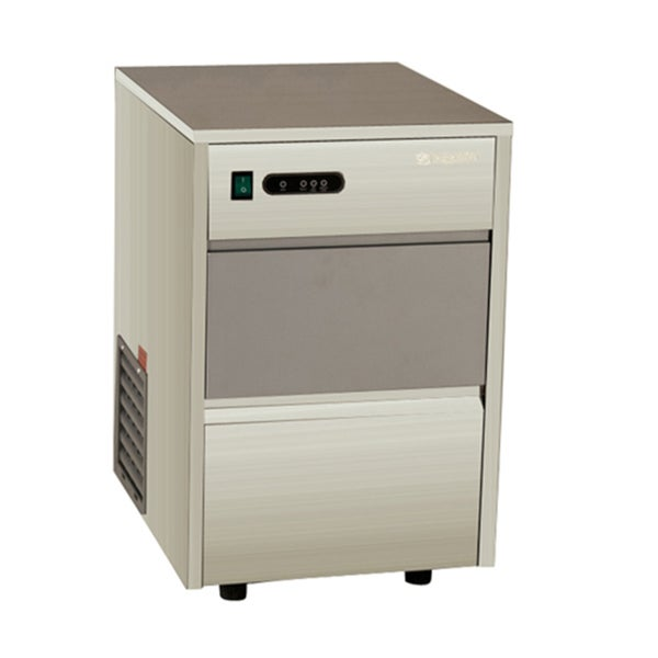 Edgestar Freestanding Automatic Stainless Steel Ice Maker