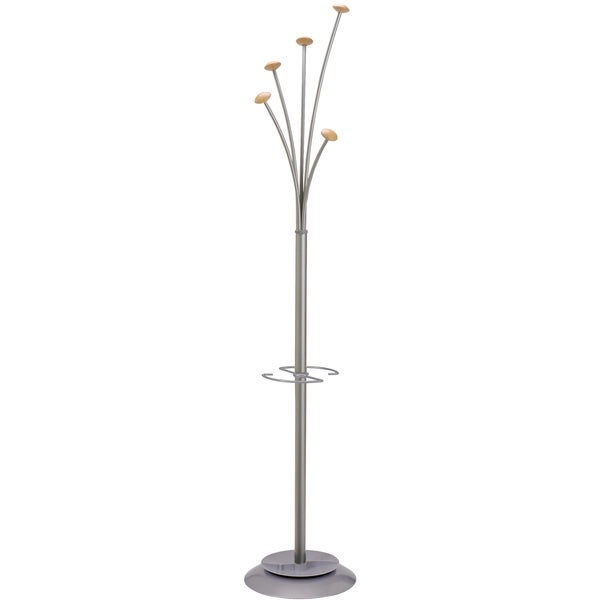 Festival Modern Large Capacity Coat Stand with Umbrella Holder