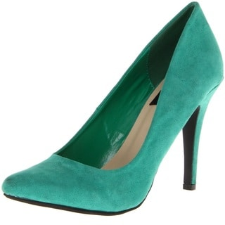 3141d4385d6 Fahrenheit Women s  CR-01  Pointed-toe Pumps