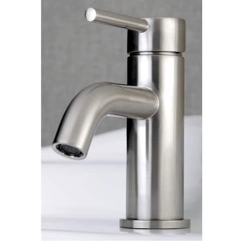 Single Handle Bathroom Faucet with Pop-up Drain