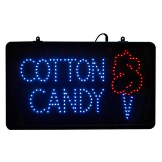 Paragon Cotton Candy LED Lighted Sign