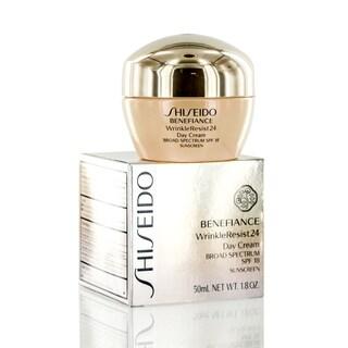 Shiseido Benefiance WrinkleResist 24 SPF 18 Day Cream