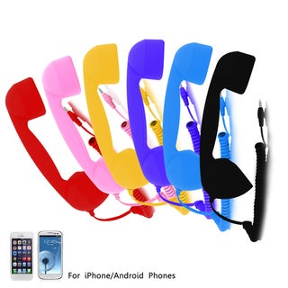 Retro POP Phone Handset for Apple iPhone, iPad, Android and Smartphones