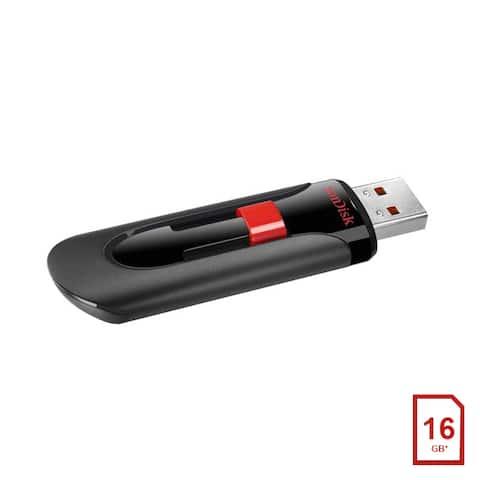 SanDisk Cluzer Glide USB Flash Drive
