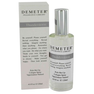 Demeter Thunderstorm Women's 4-ounce Cologne Spray
