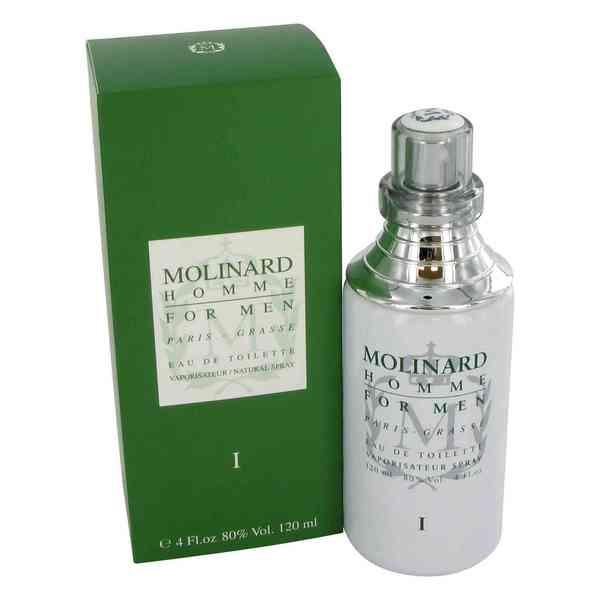 Molinard I Men's 4-ounce Eau de Toilette Spray