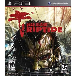 PS3 - Dead Island Riptide