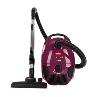 Bissell 4122 Zing Canister Bagged Vacuum