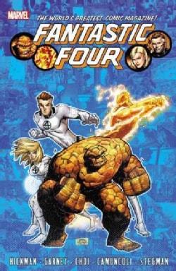 Fantastic Four 6 (Paperback)