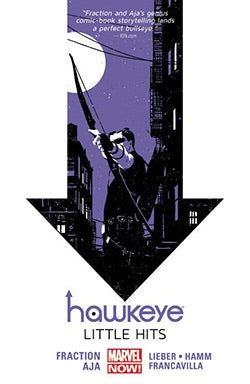 Hawkeye 2: Little Hits (Marvel Now) (Paperback)