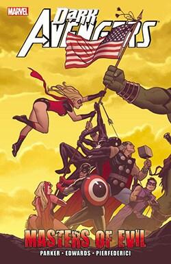 Dark Avengers: Masters of Evil (Paperback)