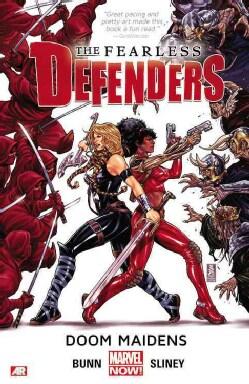 Fearless Defenders 1: Doom Maidens (Paperback)