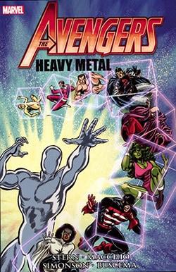 Avengers: Heavy Metal (Paperback)