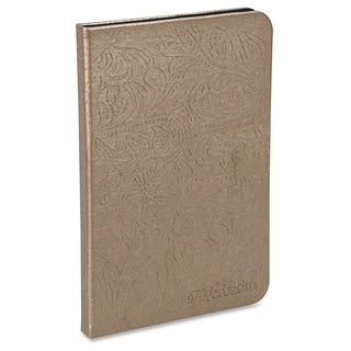 Verbatim Folio Case with LED Light for Kindle - Bronze