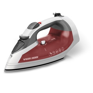 Black & Decker ICR07X Xpress Steam Cord Reel Iron