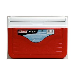 Coleman Red Flip Lid Personal Cooler