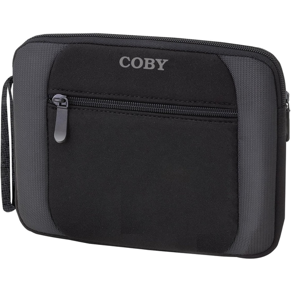 """Coby Carrying Case for 8"""" Tablet PC - Black"""