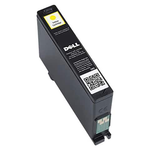 Dell Series 31 Yellow Ink Cartridge, Standard (3MH11)
