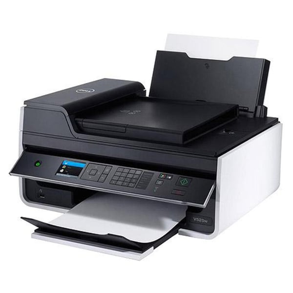 Dell V525w Wireless All-In-One Inkjet Printer