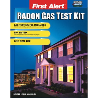 First Alert RD1 Radon Test Kit