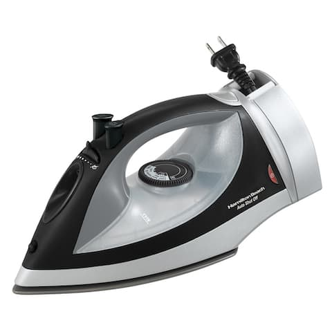Hamilton Beach Nonstick Iron with Retractable Cord