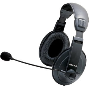 Inland Multimedia Headset with Volume Control