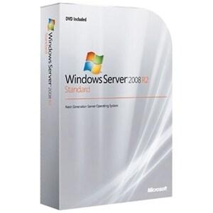 Microsoft Windows Server 2008 R.2 Standard With Service Pack 1 64-bit