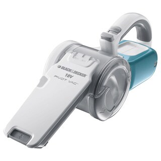 Black & Decker PHV1810 18-volt Cordless Pivoting Handheld Vacuum