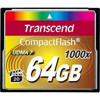 Transcend Ultimate 64 GB CompactFlash