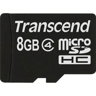 Transcend TS8GUSDC4 8 GB microSDHC