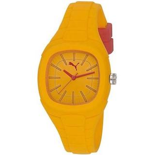 Puma Women's Yellow Plastic 'Active' Watch