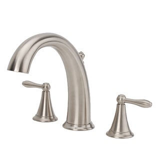 Fontaine Montbeliard Brushed Nickel Roman Tub Faucet