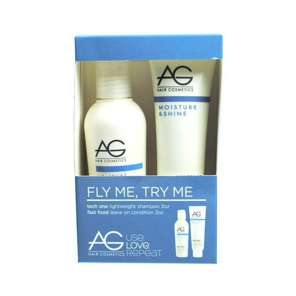 AG Hair Cosmetics 'Fly Me, Try Me' 2-piece Travel Set