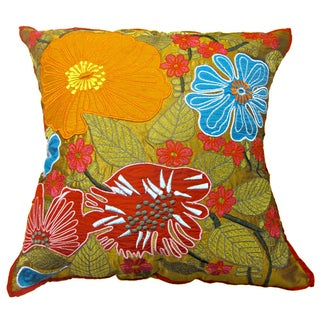 Sweet William Decorative Pillow - Free Shipping Today - Overstock.com - 15093002
