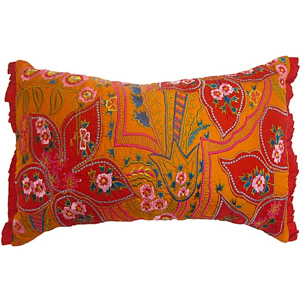 Watsonia Decorative Pillow
