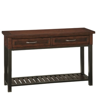 Cabin Creek Console Table by Home Styles