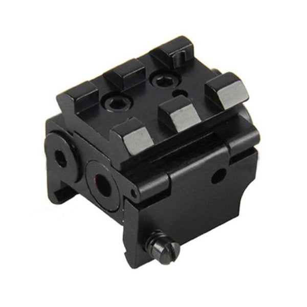 Wizard Compact Matte Black Red Laser Sight
