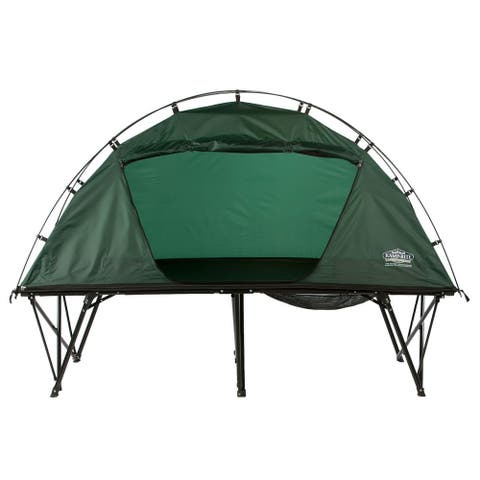 Kamp-Rite CTC XL Three-in-One Sleeping Shelter - Green